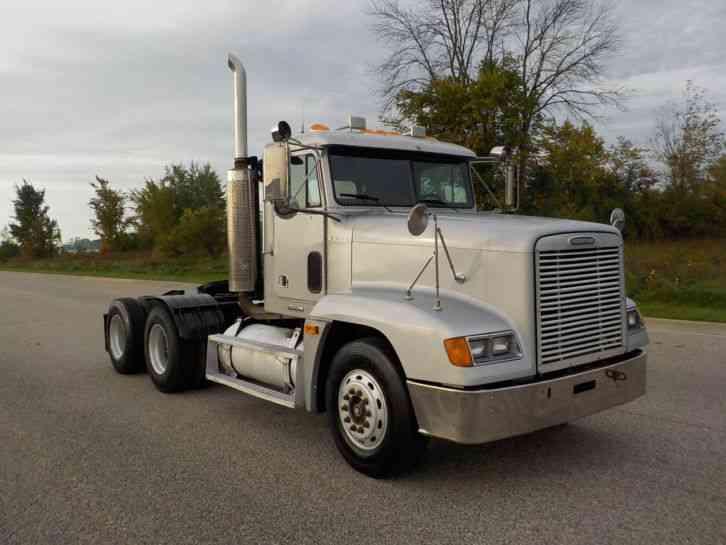 Fld 120 Freightliner Semi Truck : Freightliner sleeper semi trucks