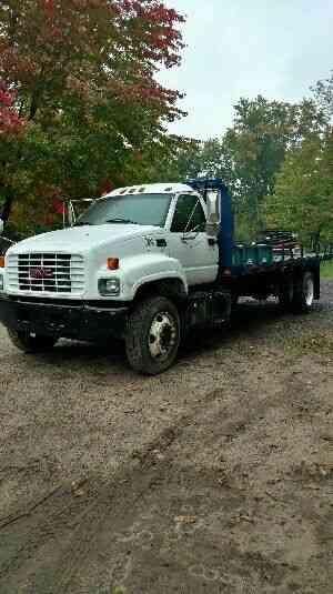 Chevrolet W3500 (2005) : Utility / Service Trucks