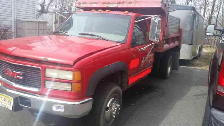 GMC TOPKICK (1991) : Utility / Service Trucks