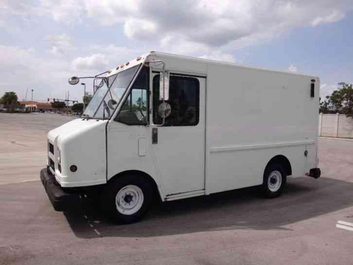 Gmc P3500 Forward Control Chassis Step Van 1997 Van