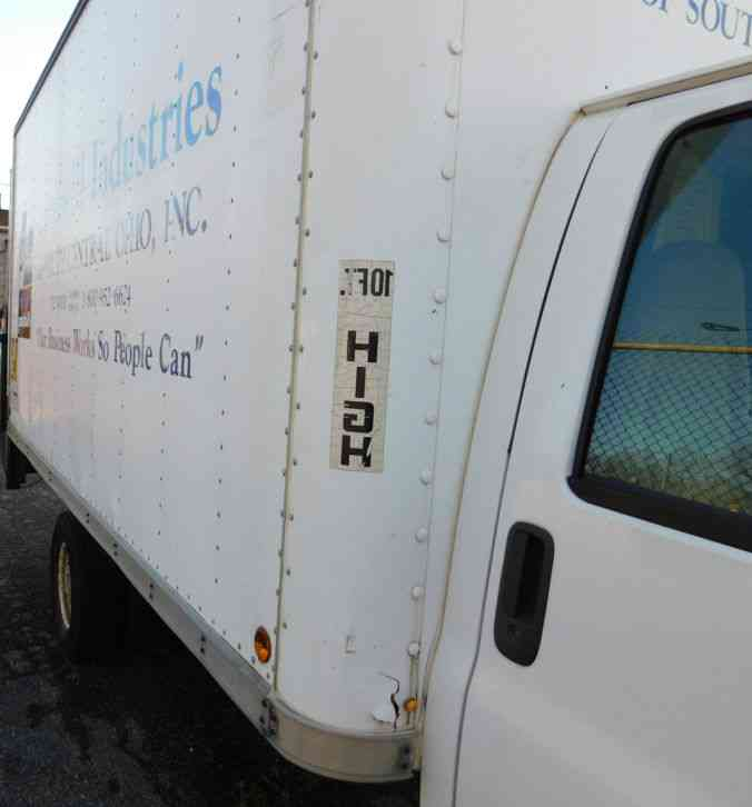 van for box gmc truck sale