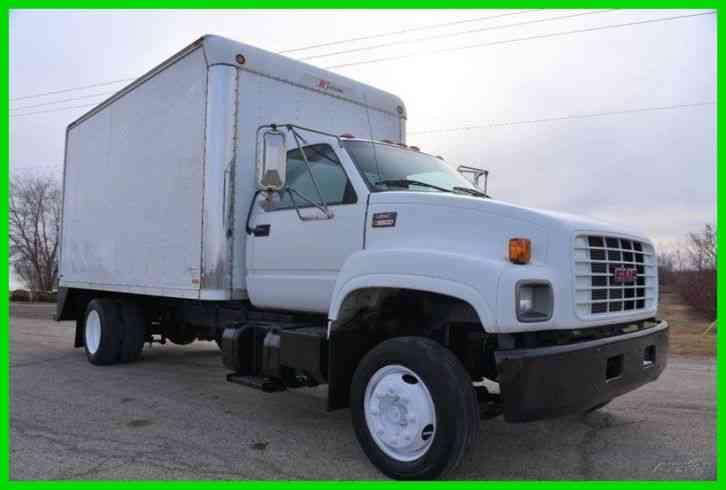 10a2d137365502 GMC Savana 3500 12ft Box Truck. (2011)   Van   Box Trucks