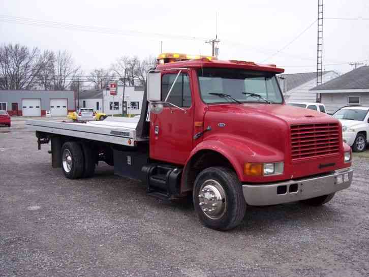International 4700  1997    Flatbeds  U0026 Rollbacks
