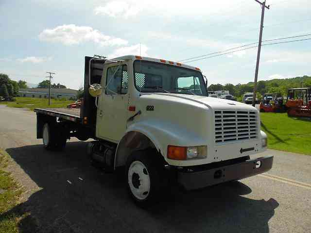 Used Trucks For Sale In Va >> International 4700 (1997) : Flatbeds & Rollbacks