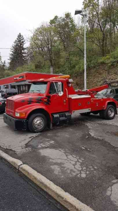 Utility Trucks For Sale >> International 4700 (1997) : Wreckers