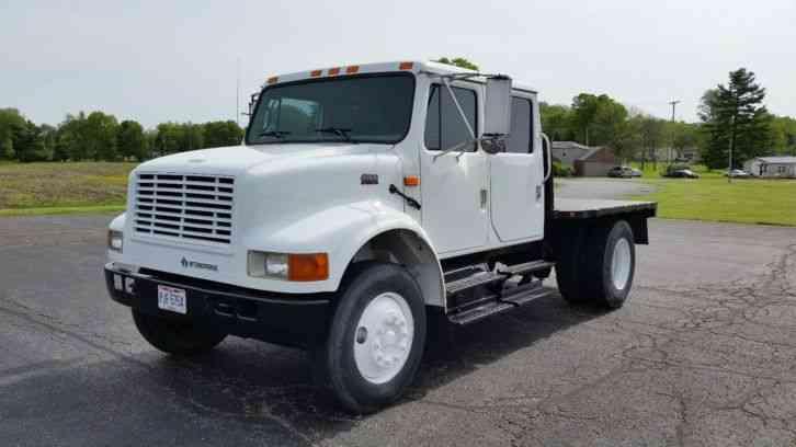 Campers For Sale In Ga >> International 4900 (1997) : Medium Trucks