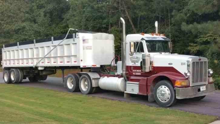 Peterbilt 377 (1997) : Daycab Semi Trucks