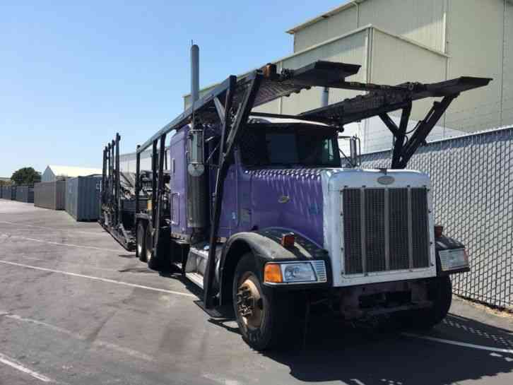 Peterbilt 377 (1997) : Heavy Duty Trucks