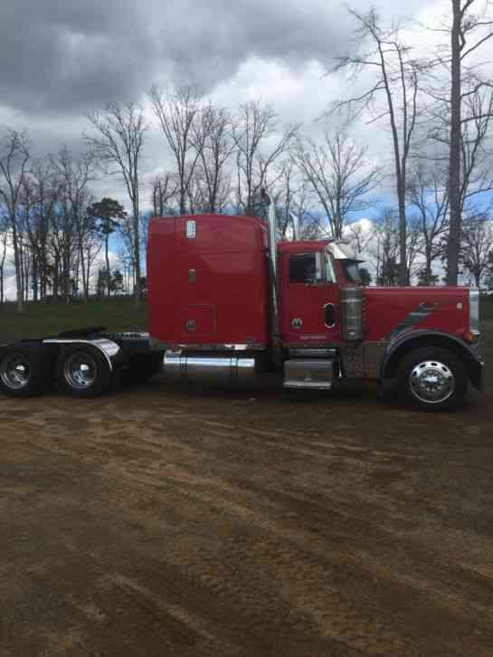 Peterbilt 379exhd 1997 Sleeper Semi Trucks