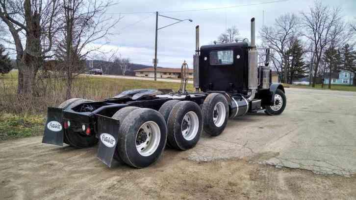 Peterbilt 379 1997 Sleeper Semi Trucks