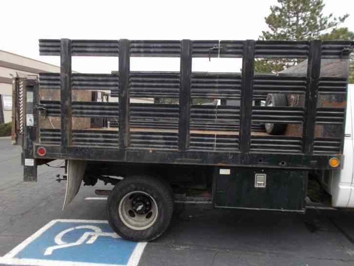 Chevrolet 3500  1998    Van    Box Trucks