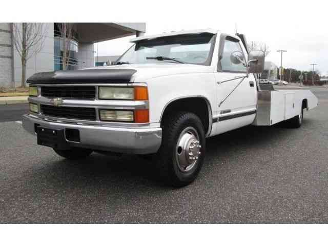 Chevrolet 3500 1998 Flatbeds Rollbacks