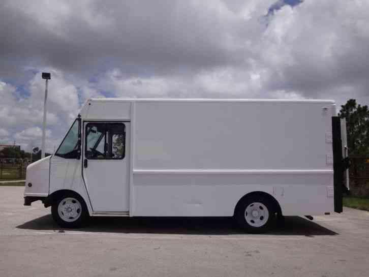 Carfax Used Trucks >> Chevrolet P30 Step Van 14ft (1998) : Van / Box Trucks