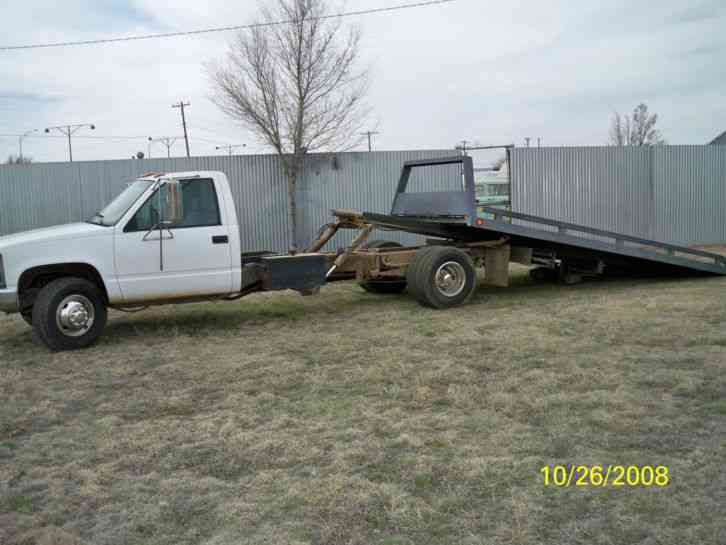 Chevrolet One ton (1998) : Flatbeds & Rollbacks
