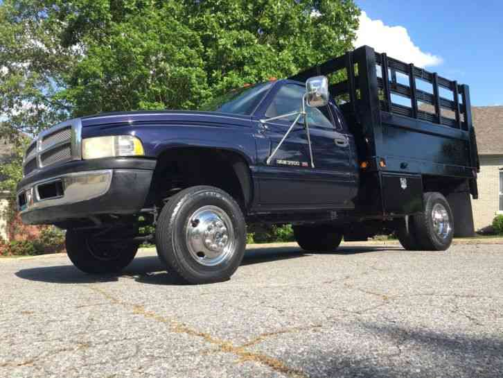 Dodge  Dually Bed For Sale