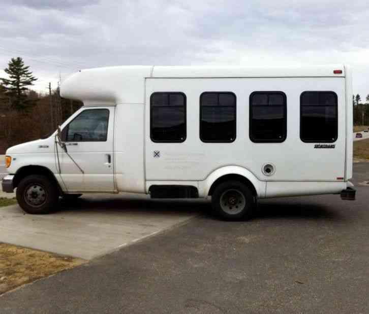Chevrolet Express (2010) : Van / Box Trucks