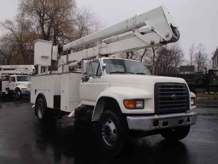Ford F800 1998 Bucket Boom Trucks