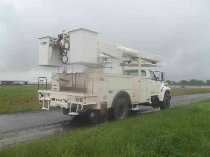 ford f800 1998 bucket boom trucks rh jingletruck com Ford F800 Wiring-Diagram Ford F800 Wiring-Diagram