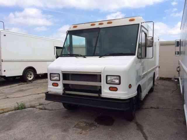 Step Van Food Truck Conversion