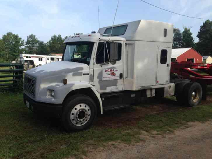 Freightliner Fl70 1998 Medium Trucks