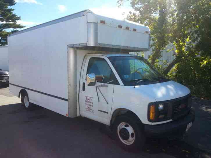 Gmc Commercial Trucks >> GMC Savcut (1998) : Van / Box Trucks