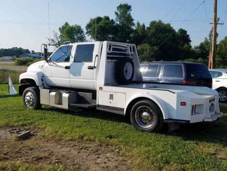 GMC C6500 TOPKICK (1998) : Medium Trucks
