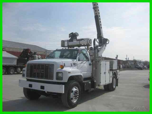 GMC C7500 3126 CAT ALLISON WITH TELSTA T40C (1998)