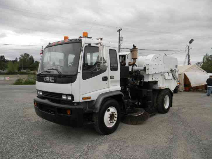 Gmc T7500 1998 Medium Trucks