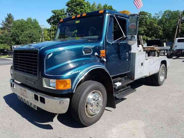 Freightliner 1987 wreckers international 4700 1998 sciox Choice Image