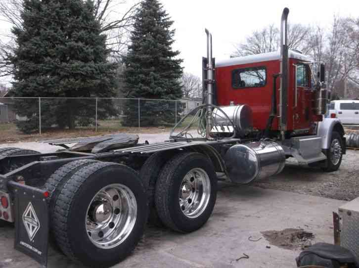 International 9300 (1998) : Daycab Semi Trucks
