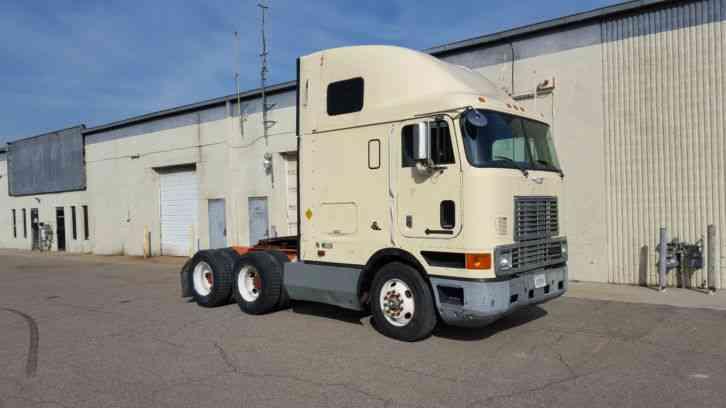 International 9800 1998 Sleeper Semi Trucks