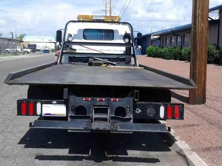 Tow Trucks: Isuzu Rollback Tow Trucks For Sale