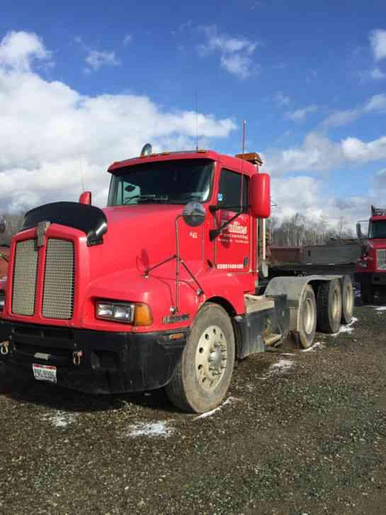 2013 Freightliner Cascadia >> Kenworth T600 (1998) : Daycab Semi Trucks
