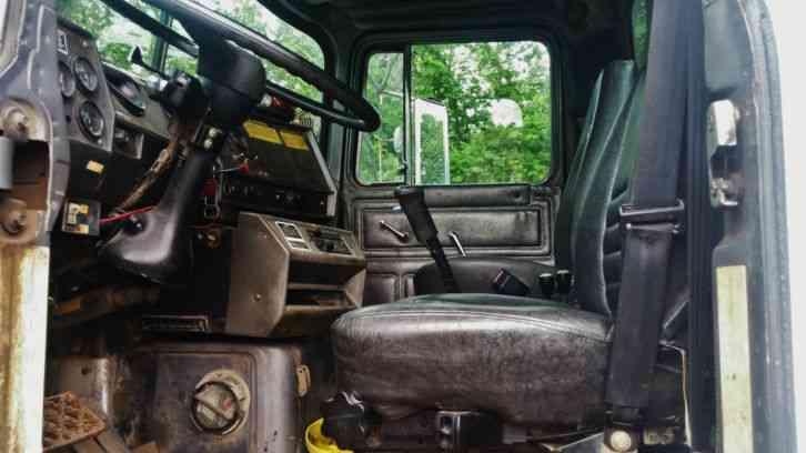 Used Fire Trucks For Sale >> MACK DM600 (1998) : Heavy Duty Trucks