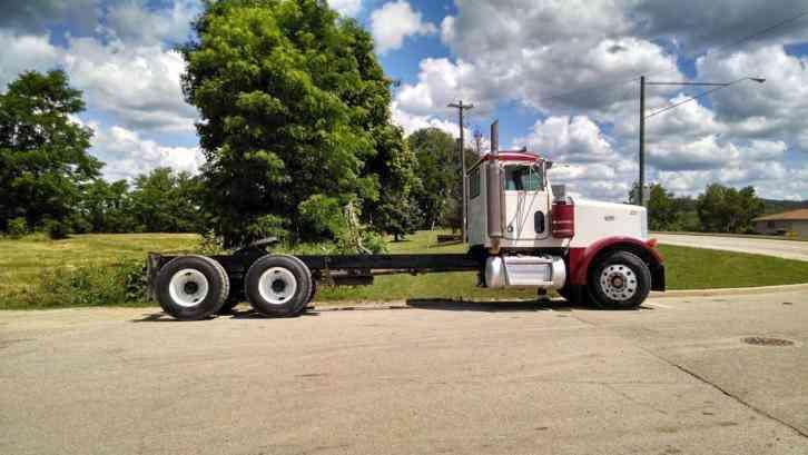Peterbilt 378  1998    Daycab Semi Trucks