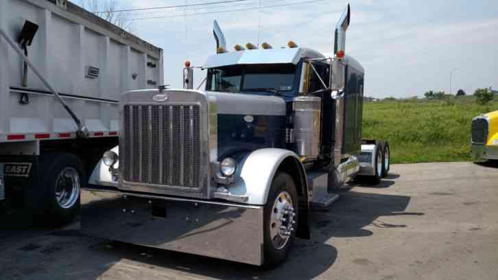 Peterbilt 379  1998    Sleeper Semi Trucks