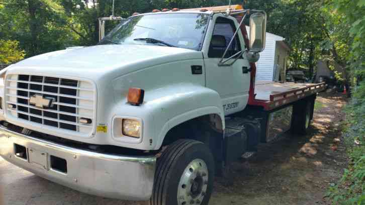 Used Fire Trucks For Sale >> Chevrolet 6H4 (1999) : Flatbeds & Rollbacks