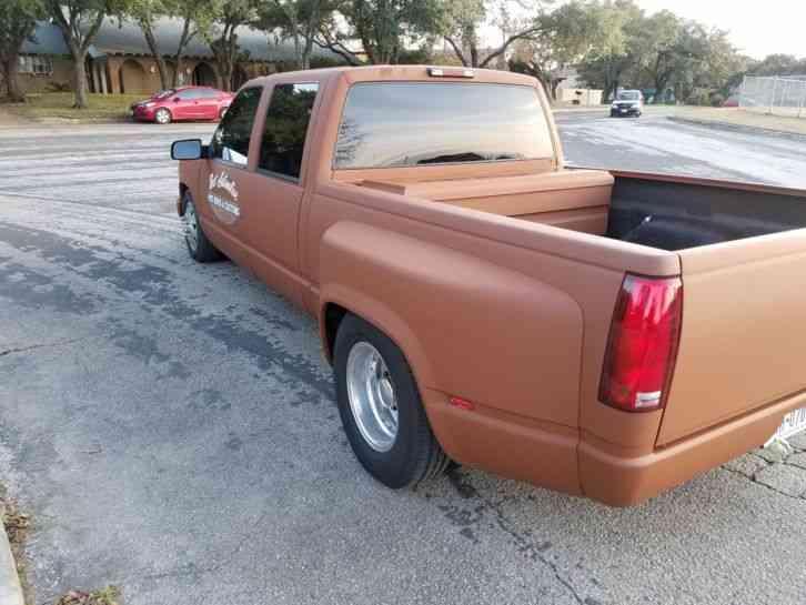 Chevrolet 3500 1999 Utility Service Trucks