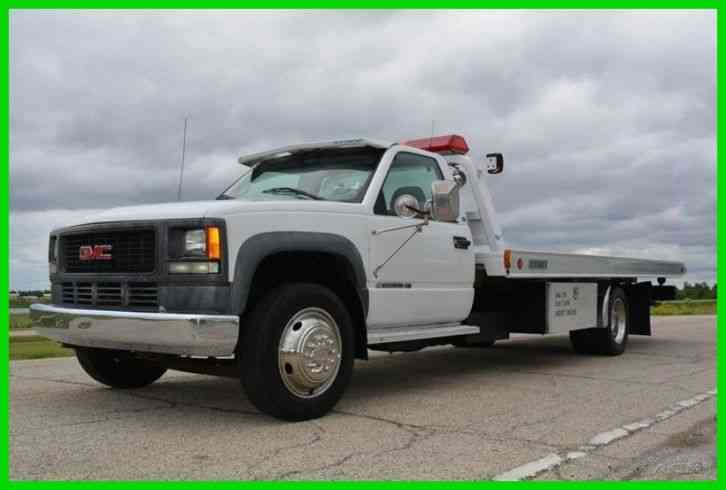 Chevrolet C3500 HD Chassis (1999) : Flatbeds & Rollbacks