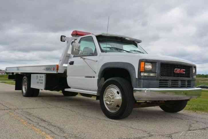 Service Truck Tool Box >> Chevrolet C3500 HD Chassis (1999) : Flatbeds & Rollbacks