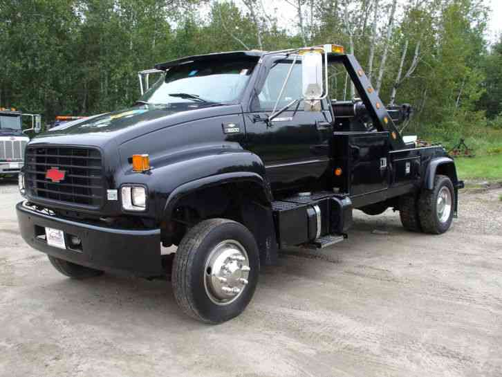 Trucks For Sale Working Trucks For Sale New And Used >> Chevrolet 6500 (1999) : Wreckers