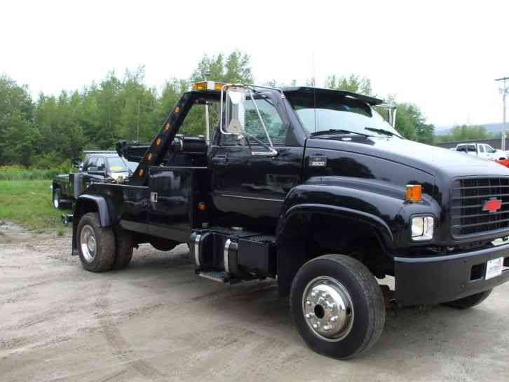 New Chevy Silverado >> Chevrolet 6500 (1999) : Wreckers