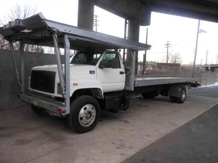 Can You Flatbed Tow A Car With The Engine Running