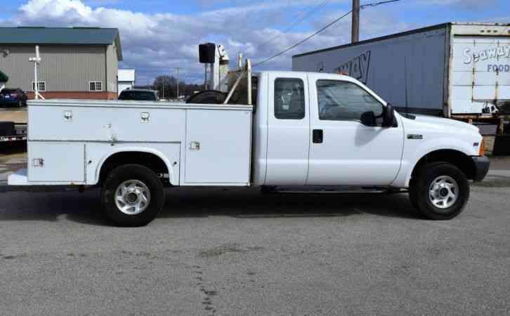 Ford F350 (1999) : Utility / Service Trucks