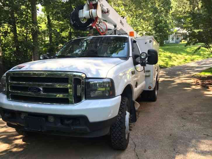 Ford FORD F550 42' BUCKET TRUCK BOOM (1999)