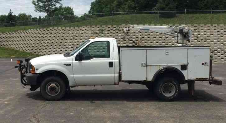 Ford F-350 (1999)