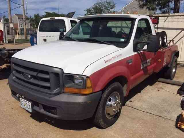 Ford f350 1999 wreckers for Garage ford saint louis