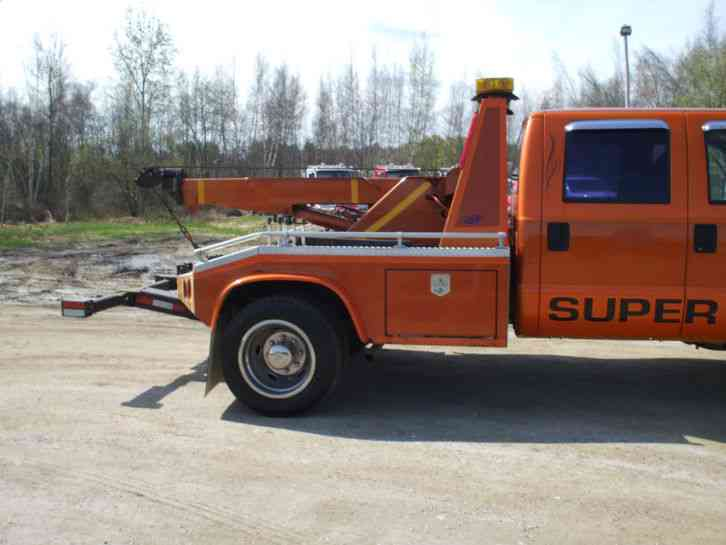 Ford Super Duty 4X4 (1999) : Wreckers