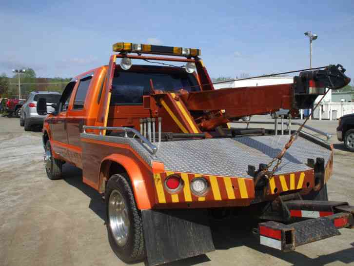 Ford Super Duty 4x4 1999 Wreckers