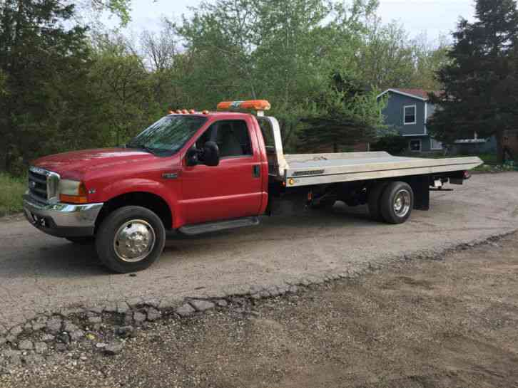 Flatbed Rollback Tow Trucks For Sale.html | Autos Post